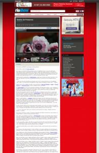 Rio Show Online 20 set 2013 CADEG